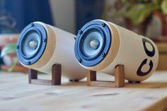Ceramic Speakers | FREE BUILD PLANS! | DIY Speaker Build