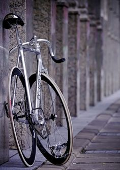 Fixed bike, cinelli, pista, Pelizzoli, Campagnolo - fixedspiration