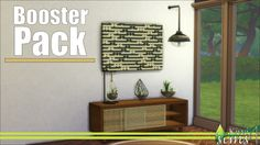 KIWISIMS 4 BOOSTER PACK   Sims 4 Updates -♦- Sims Finds & Sims Must Haves -♦- Free Sims Downloads