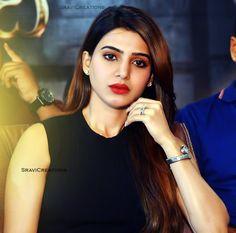 Samantha Images, Samantha Ruth, Stylish Girl Images, Stylish Girl Pic, Beautiful Indian Actress, Beautiful Actresses, Beautiful Eyes Images, Beautiful Mind, Fancy Prom Dresses