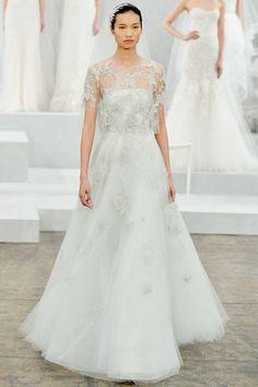 Monique Lhuillier Bridal ss 15