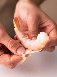 How to cook shrimp for recipes calling for already cooked shrimp (+ more shrimp info.)