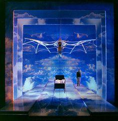 TenEyck Set Design Studio-  Lindbergh