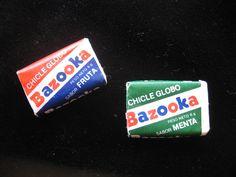 Chicle Bazooka
