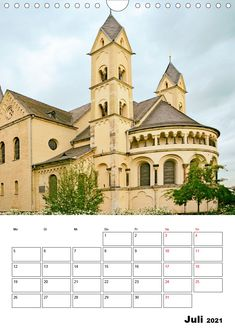"""Kalender: """"Unterwegs in Koblenz - eine Stadt mit Flair"""" Eine spannende Fotoreise mit bekannten Sehenswürdigkeiten von Koblenz. (Planer, 14 Seiten ) Planer, Notre Dame, Germany, Mansions, House Styles, Building, Travel, Pictures, Ruins"""