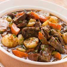 Recette Ragoût de boeuf aux légumes - Coup de Pouce