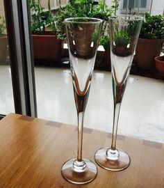 Champagne Glasses, Flute, Martini, Aurora, Tableware, Vintage, Dinnerware, Sparkling Wine Glasses, Tablewares