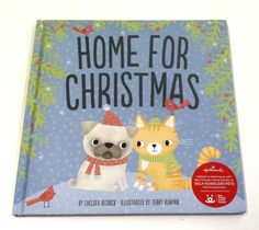 Hallmark 2016 Gift 1XKT1699 Home For Christmas - Pet Adoption Book -- Awesome products selected by Anna Churchill