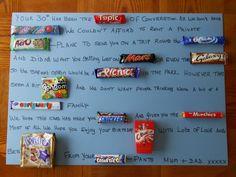 60 Trendy ideas birthday card diy for boyfriend creative candy bars Candy Birthday Cards, Birthday Chocolates, Birthday Cards For Mum, Candy Cards, Birthday Crafts, Dad Birthday, Birthday Greetings, Birthday Bash, Birthday Nails