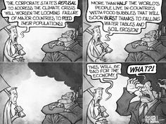 Climate Crisis < Economy < Climate Crisis