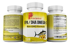 1 Recommended EPADHA OMEGA 3 Cholesterol Lowering Supplements With Omega 3 Fish Oils   #HealthySupplements