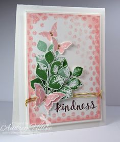 FS498 Kindness by AudreyAnn - Cards and Paper Crafts at Splitcoaststampers