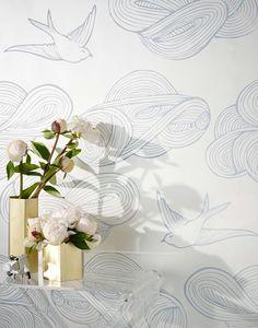 Hygge & West Daydream (Pearl) wallpaper—swoon #H&WPINTOWIN