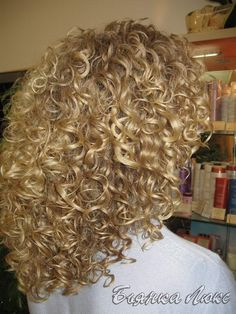 just about perfect curls