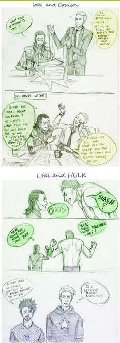 Love this! I also love Tony's eyelashes xD