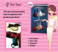 d35acd9c50c Organizing Bras with the Bra Tree + Giveaway!