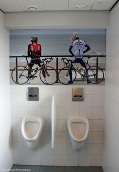 gavingould:  nynya:  PezCycling News - What's Cool In Pro Cycling: Pez Visits WieMu: The Belgian National Cycling Museum  Belgian cycl...