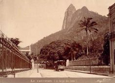Rio before Corcovado Marc Ferrez (1843, 1923)
