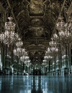 New Wonderful Photos: Opera Garnier, Paris