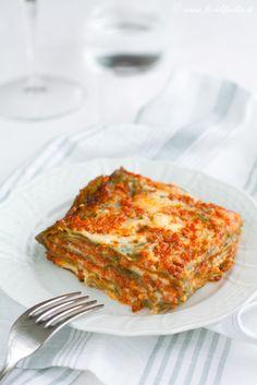 Lasagne verdi alla bolognese - ricetta bolognese
