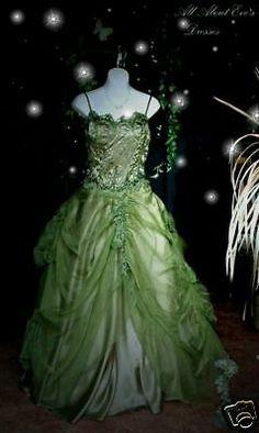 Victorian Gothic TITANIA Masquerade Dress/Costume 12/14