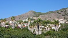 Views of Nerja from the Maro road