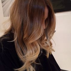 Ombre we love! TheyAllHateUs