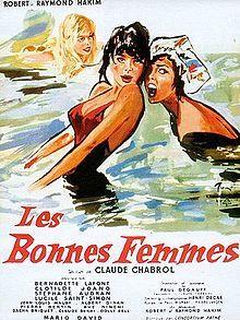 Les bonnes femmes (Chabrol film, Stephane Audran)