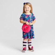 04097e30ed4 Toddler Girls  Short Sleeve A Line Dress - Cat  amp  Jack amp  153