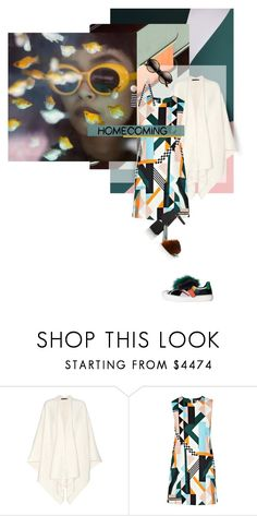 """postcard from far away"" by dear-inge ❤ liked on Polyvore featuring The Row, Alexander Wang and Homecoming"