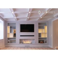 FIRE LINE AUTOMATIC 3 Remote Control by PLANIKA - Bio Fires (Gel Fireplaces Ltd.)