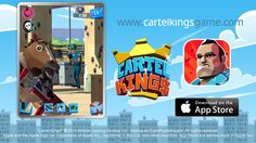 ◆Cartel Kings [EightPixelsSquare][Mobile Gaming Studios][2015-05-20]◆Launch Trailer 2