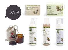 Give-Away! Gewinnt ein Package mit veganer Bio-Naturkosmetik von BIOselect im Wert von rund 90 Euro! » Als Give-Away dieser Woche könnt ihr ein Package mit veganer Bio-N ...