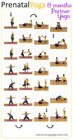 My Surya Yoga Baby: Step by Step Practice