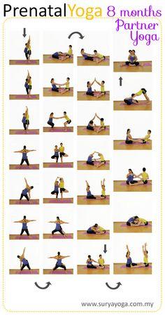 My Surya Yoga Baby: Prenatal Yoga Practice - 8 months
