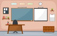 Modern Classroom, Owl Theme Classroom, School Classroom, French Classroom, Kindergarten Classroom, Classroom Ideas, Classroom Background, Living Room Background, Interior Concept