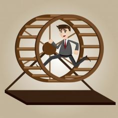 Got Work Life Balance...or still racing against the hampster wheel?