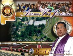 Bishop O.L. Meadows COGIC Jurisdictional Prelate of Alabama 1 God's anointing was placed upon Bishop's life at an early age to be a leader.  In 1959, he was one of the last ministers to be presented ministerial licenses bearing the name of COGIC founder Charles Harrison Mason.