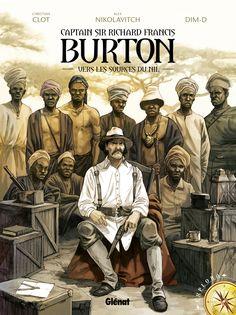 Captain Sir Richard Francis Burton : Vers les sources du Nil