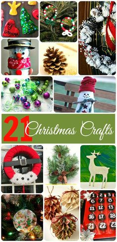 DIY Cheap Christmas Crafts. 21 Quick Christmas Craft Ideas for Kids and adults. The Flying Couponer | Family. Travel. Saving Money.