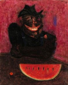 Red – Rufino Tamayo