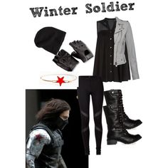"""""""Winter Soldier #2"""" by katiecat013 on Polyvore"""