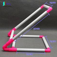 S0078 PVC punto de cruz bastidor de bordado PVC escritorio(China (Mainland))