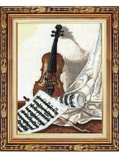 Сделай своими руками Набор для творчества Мелодия для скрипки