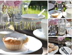 L lately blog: Lemon Drizzle Fairy Cakes Recipe Lemon Drizzle, Fairy Cakes, Recipe Ideas, Cake Recipes, Desserts, Blog, Tailgate Desserts, Deserts, Easy Cake Recipes