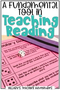 A fundamental tool in teaching reading to students, including struggling readers, is guided reading! Click through to check out some strategies and ideas for teaching your students to read more than just the words. #teachingreading #guidedreading