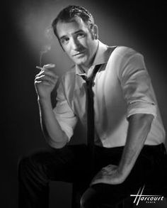 Jean Dujardin by Studio Hartcourt, Paris.