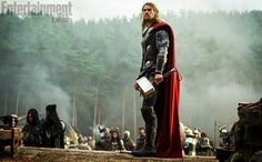 New picture from Thor: The Dark World looks like every other picture from Thor: The Dark World.