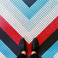 Pisos de Paris na série de fotos de Sebastian Erras // Paris Floor in the photo series