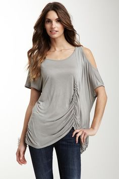 Scrunch Top by Laila Jayde on @HauteLook